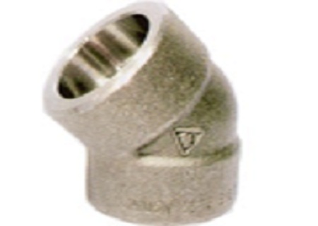 45 DEG ELBOW Forged High Pressure Fittings
