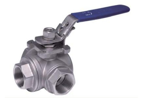 Stainless & Carbon Steel Valve R-3TM-R-3LM