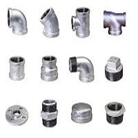 Accesorios de tubería de hierro galvanizado y maleable