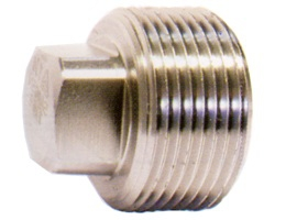 SQUARE HEAD PLUG Forged High Pressure Fitting