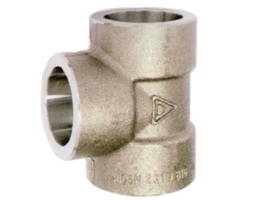 TEE Forged High Pressure Fittings