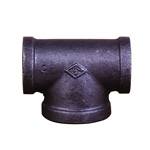 Galvanized & Black Malleable Iron Pipe Fittings 130R TYPE 2