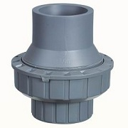 SINGLE UNION SPRING CHECK VALVE