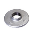 Round Flanges without bolt hole