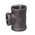 Galvanized & Black Malleable Iron Pipe Fittings 130R TYPE3