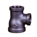 Galvanized & Black Malleable Iron Pipe Fittings 130R TYPE4