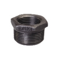 Galvanized & Black Malleable Iron Pipe Fittings Hex Bushing