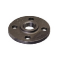 Galvanized & Black Malleable Iron Pipe Fittings Flange 1600/4