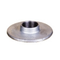 Galvanized & Black Malleable Iron Pipe Fittings Flange U/D
